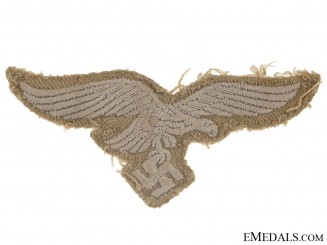 Luftwaffe Tropical Tunic Eagle