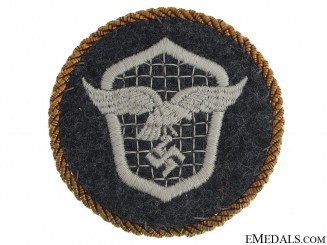 Luftwaffe Vehicle Drivers Trade Badge