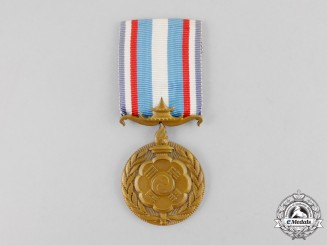 France. A Medal for United Nations Operations in Korea