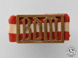 Germany. A BDM Leader Badge by Ferdinand Hoffstätter