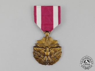 United States. An American Meritorious Service Medal