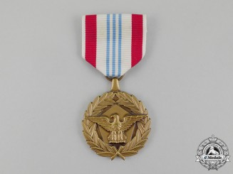 United States. An American Defense Meritorious Service Medal