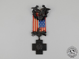United States. An American United Spanish War Veterans Medal