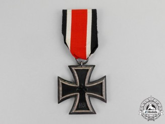 Germany. An Iron Cross 1939 Second Class by Fritz Zimmermann