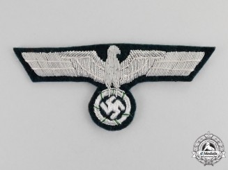 Germany. An Absolutely Mint and Unissued Wehrmacht Heer (Army) Officer's Breast Eagle