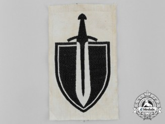 Germany. A Mint and Unissued 1930's First Pattern Wehrmacht Heer (Army) Sport Vest Patch