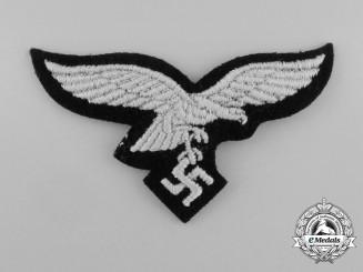 Germany. A Luftwaffe Hermann Göring Tank Division EM/NCO's Cap Eagle