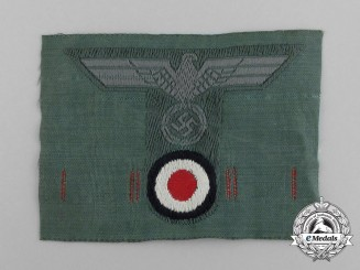 Germany. A Mint Wehrmacht Heer (Army) Field Cap Eagle with Cockade
