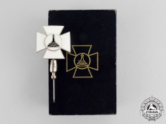 Germany. A Kyffhäuser League Honour Stick Pin in Case
