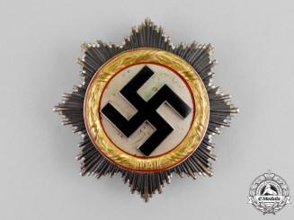 Germany. A German Cross in Gold, by Fritz Zimmermann of Stuttgart, Light Version