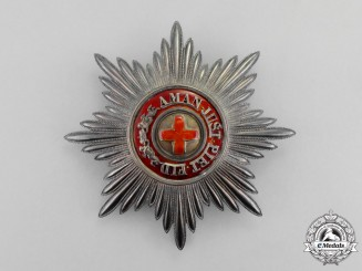 Russia, Imperial An Order of St. Anne, Civil Division, 1st Class Breast Star, c.1907
