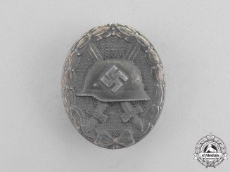 Germany A Silver Grade Wound Badge