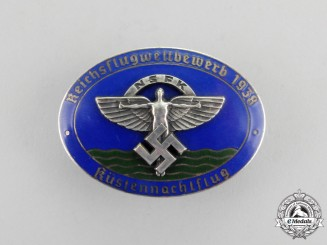 Germany. A 1938 NSFK Coastal Night Flight Badge