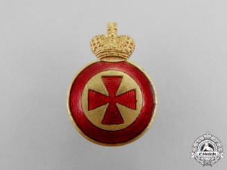 Russia, Imperial. An Order of St. Anne, 4th Class Badge