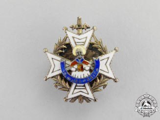 Spain. A Miniature Order of Saint Raymond of Penafort