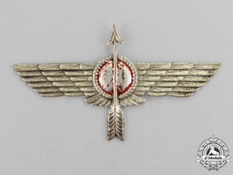 Spain, Republic. A Civil War Air Force Anti-Aircraft Badge