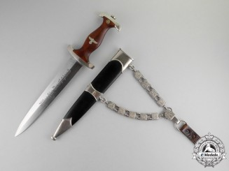 Germany. An Early Model Chained NSKK Leader's Dagger