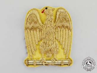 Italy. An Army Bullion Cap Eagle