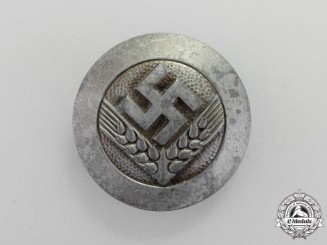 "Germany. A RADwJ (Reich Labour Service of Female Youths) ""Arbeitsmaid"" Rank Badge"