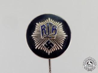 Germany. An RLB Membership Stick Pin; Second Pattern