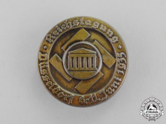 Germany. A 1935 National Convention in Düsseldorf Badge