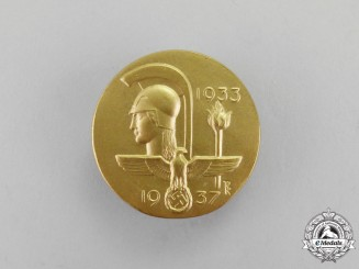 Germany. A 1937 House of German Art Badge