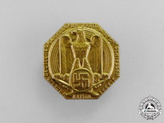 Germany. A Third Reich Period Hunting and Sports Shooting Donation Badge