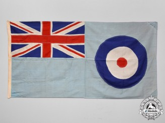 Great Britain. A Second War Period Royal Air Force Ensign
