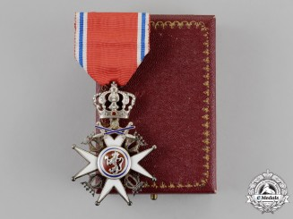 Norway, Kingdom. An Order of St. Olaf, 2nd Class Knight's Cross, c.1960
