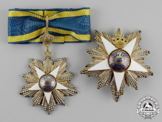 Egypt. Kingdom. An Order of the Nile, 1st Class Grand Officer,