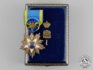 Egypt, Kingdom. An Order of the Nile, 4th Class Officer, by Lattes of Cairo, c. 1945