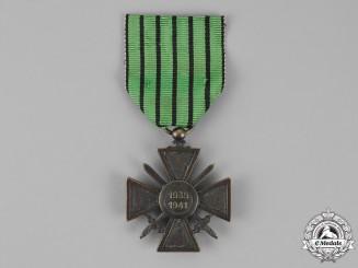 France, Vichy Government. A Croix de Guerre, 1939-1941
