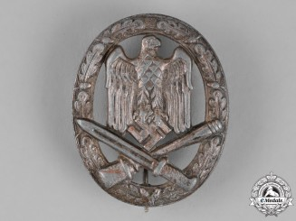Germany. A German General Assault Badge