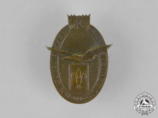 Romania, Kingdom. A Youth's Membership Badge (Cercetașii României), c.1940