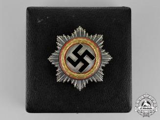 Germany. A German Cross, Gold Grade, Heavy Version, by C. E. Juncker of Berlin