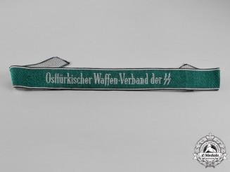 Germany.  An OsttrkischeWaffen-Verband der SS Cufftitle