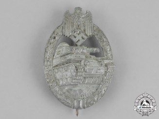 Germany. A Tank Badge, Silver Grade, by Steinhauer & Lück