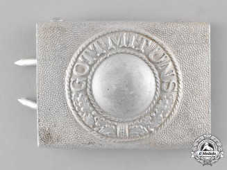 Germany, Allied-Occupied. A Post-War German Army EM/NCO's Belt Buckle