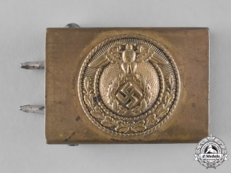 Germany, NSDAP Youth. A National Socialist German Worker's Party Youths Belt Buckle