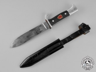 Bulgaria. A Brannik Nationalist Youth Knife