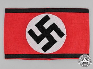 Germany, Waffen-SS. A Summer Membership Armband