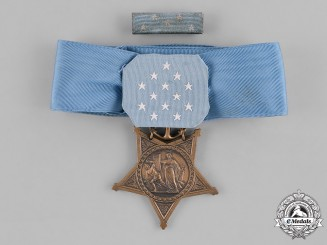 United States. A Navy Medal of Honor, Type X (1964-present)