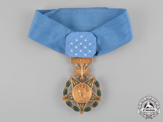 United States. An Air Force Medal of Honor, 1960