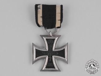 Germany, Empire. A II Class Iron Cross 1813, Wide-Frame Version, c. 1820's