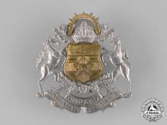 Canada. A Calgary Highlanders (Tank) Cap Badge