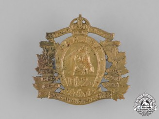 Canada. A Second War 16th-22nd Saskatchewan Horse Cap Badge