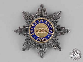 Austria, Empire. An Order of the Iron Crown, I Class Star, by Rothe, c.1900
