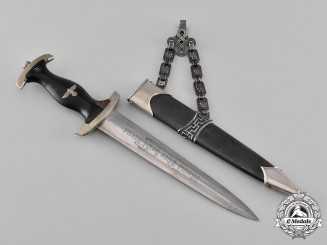 Germany. A Model 1936 Chained Leader's Dagger,