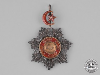 Turkey, Ottoman Empire. An Order of Medjidie, I Class Grand Cross Badge, c.1860