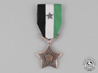Syria, Republic. An Order of Devotion, IV Class